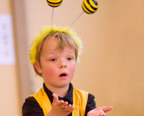 Bumble Bee - Stage Left Performing Arts School East Malvern, Rowville, Hampton, Glen Iris