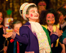 Clown - Stage Left Performing Arts School East Malvern, Rowville, Hampton, Glen Iris