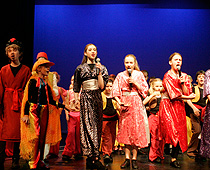 Group Performance/Singers - Stage Left Performing Arts School East Malvern, Rowville, Hampton, Glen Iris