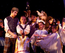 Group Performers - Stage Left Performing Arts School East Malvern, Rowville, Hampton, Glen Iris