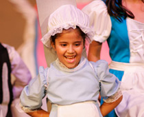 Little Girl - Stage Left Performing Arts School East Malvern, Rowville, Hampton, Glen Iris