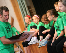 Performance Class - Stage Left Performing Arts School East Malvern, Rowville, Hampton, Glen Iris