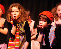 Singers/Actors - Stage Left Performing Arts School East Malvern, Rowville, Hampton, Glen Iris
