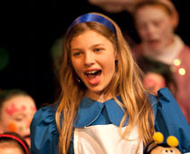 Singer - Stage Left Performing Arts School East Malvern, Rowville, Hampton, Glen Iris