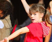 Young Performer - Stage Left Performing Arts School East Malvern, Rowville, Hampton, Glen Iris